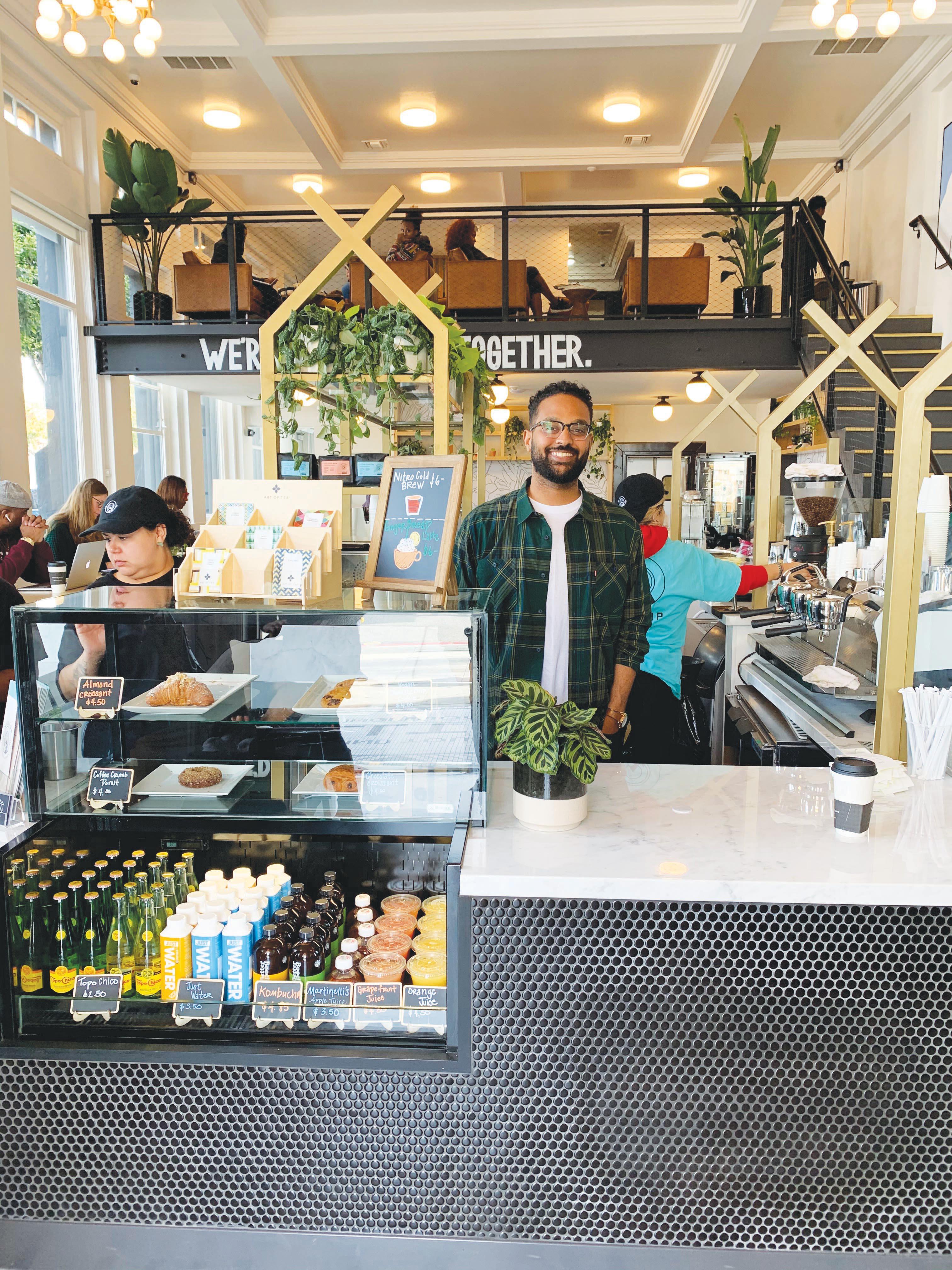 Hilltop Coffee Kitchen Inglewood S Latest Downtown Establishment Inglewood Today News
