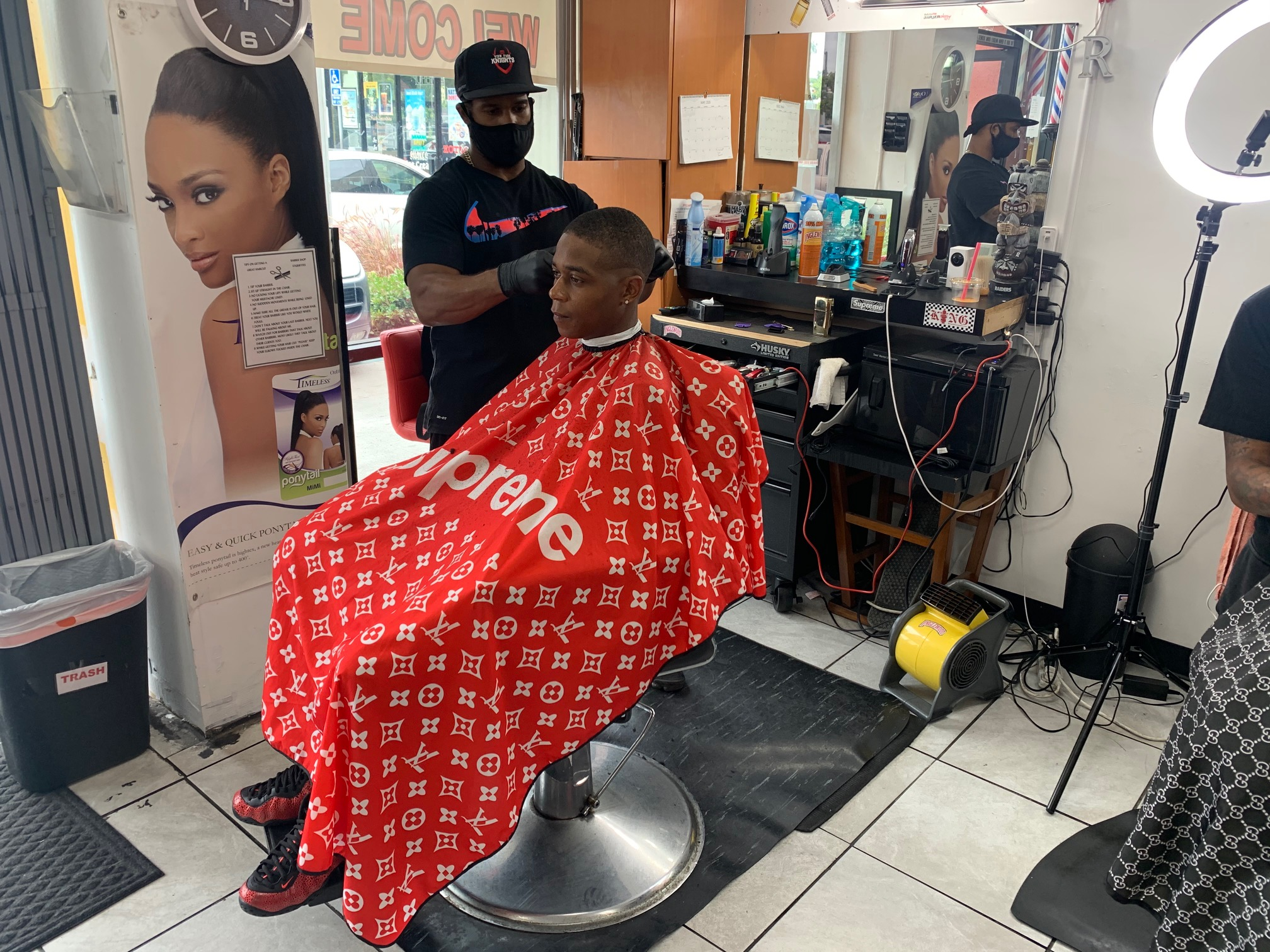 Inglewood S King And Queen Beauty Salon Back In Business Inglewood Today News